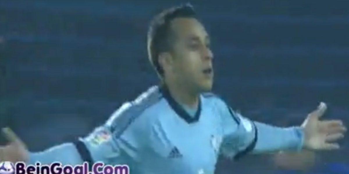 Video: ¡Goles son amores! Mira las anotaciones de Fabián Orellana en triunfo parcial de su equipo