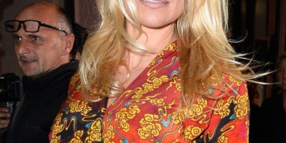 Pamela Anderson pide a Israel prohibir la venta de piel de animales