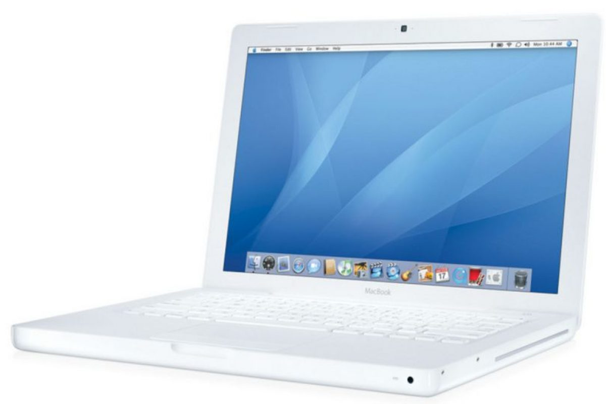 Macbook 2007 Foto:Apple. Imagen Por: