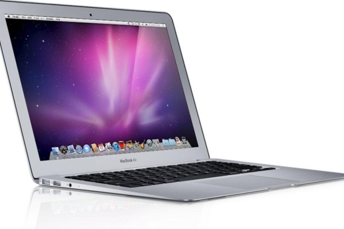 Macbook Air 2011 Foto:Apple. Imagen Por: