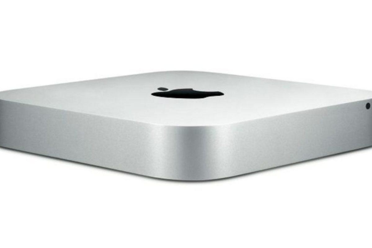 Mac Mini 2013 Foto:Apple. Imagen Por:
