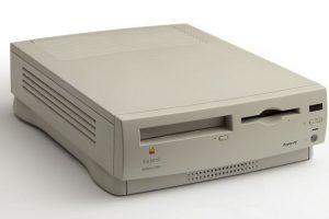 Macintosh Performa 1995 Foto:Apple. Imagen Por: