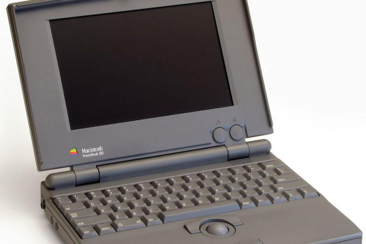 Macintosh PowerBook 1991 Foto:Apple. Imagen Por:
