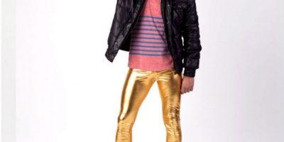 Llegan los meggings: leggings para hombres
