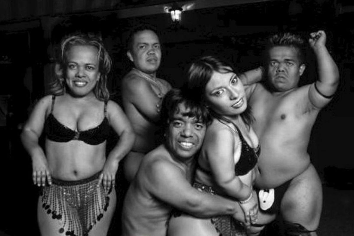 Atracción sexual por las personas enanas Foto:Flickr image. Imagen Por: