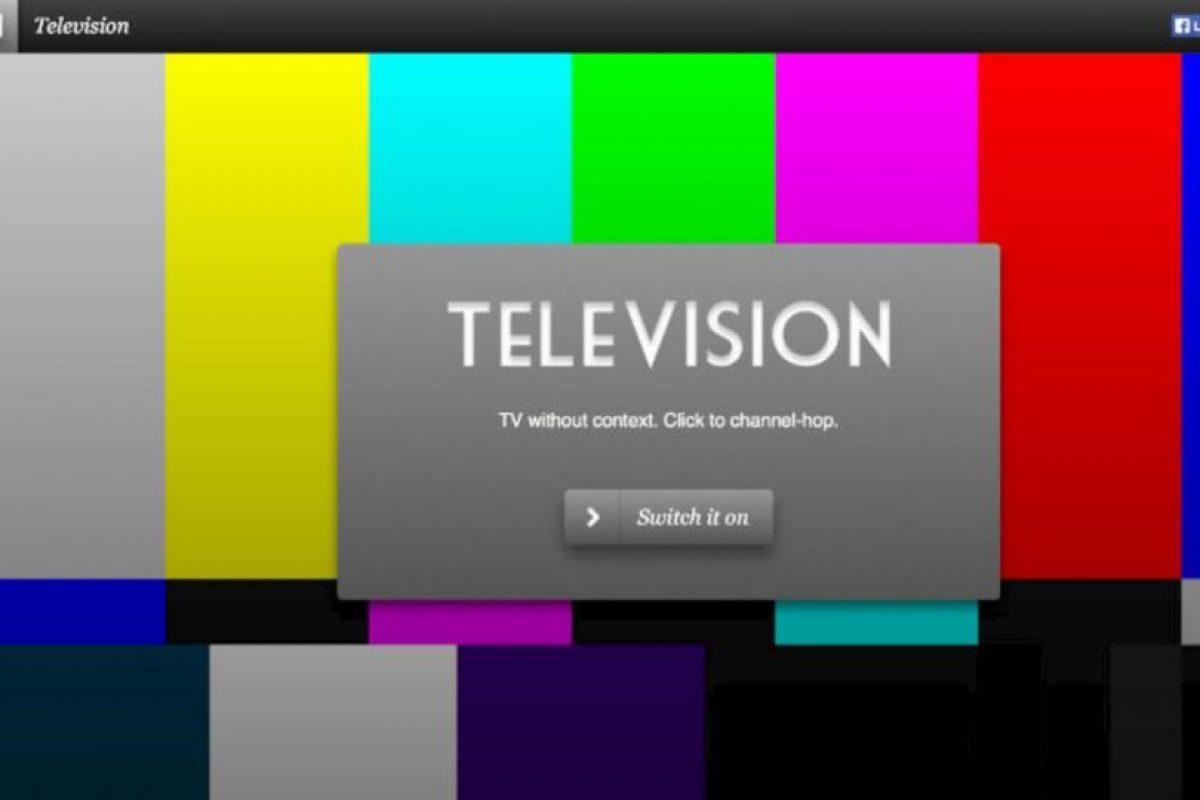 Foto:www.neave.com/television. Imagen Por: