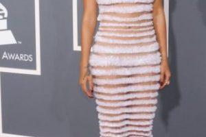 Rihanna, 2011 Foto:Huffington Post. Imagen Por: