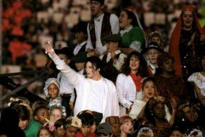 """Canción y video del año 1986 para """"We Are the World"""". Foto:Getty Images. Imagen Por:"""