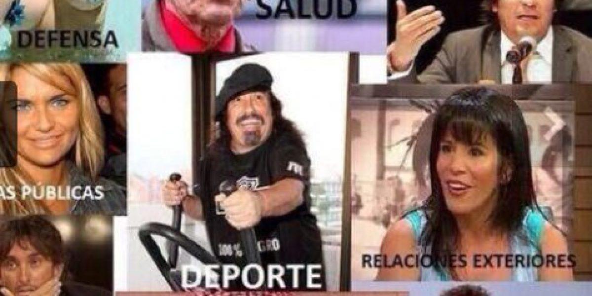[Galería] Los memes que dejó el gabinete de Bachelet