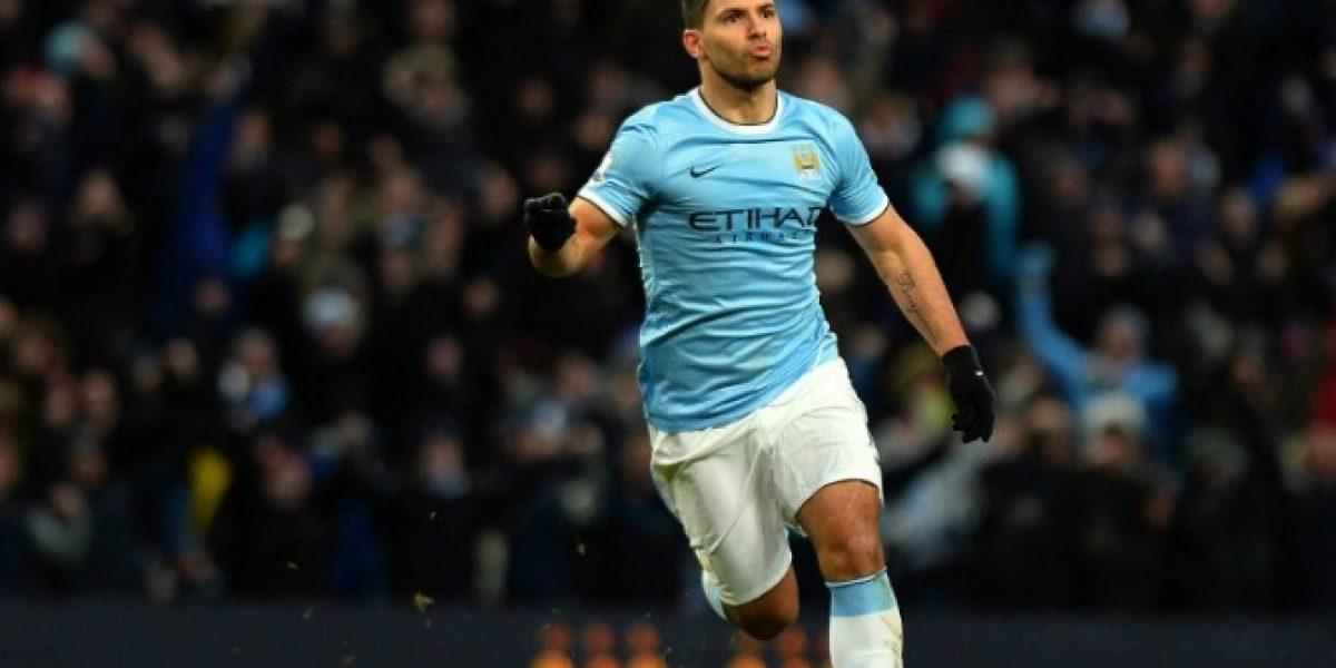 ¡Kun salvador! Manchester City logra la hazaña gracias a Hat-trick de Agüero