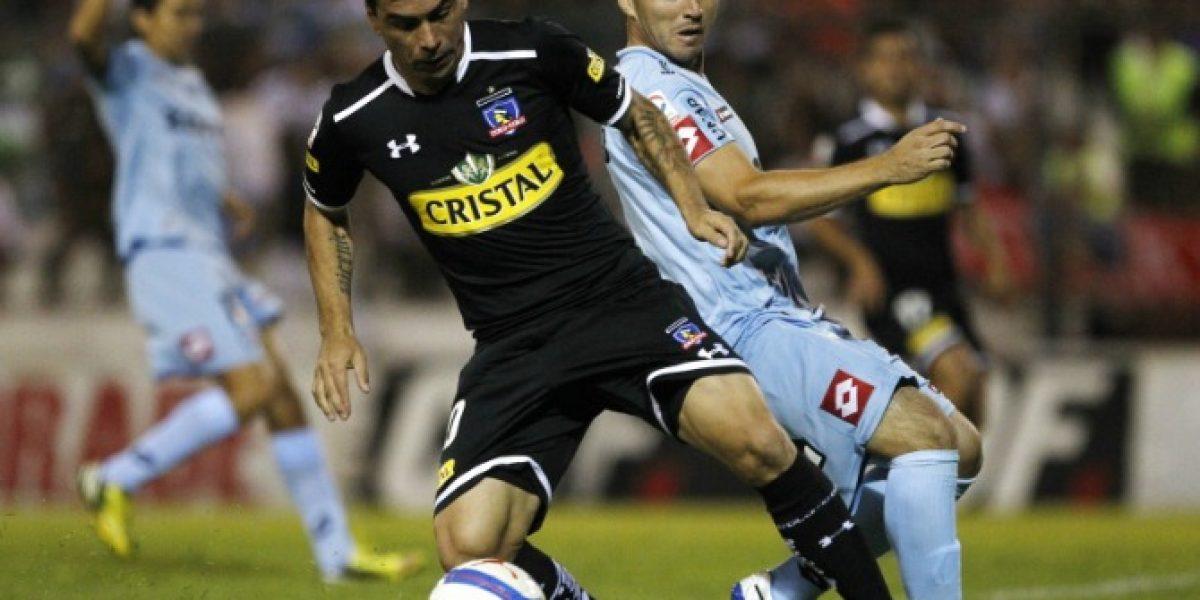 En Directo: Con Paredes y Valdés como titular Colo Colo buscará confirmar su alza en el norte