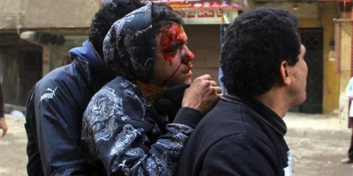 Fotos: Al menos 29 muertos y 167 heridos en enfrentamientos en Egipto
