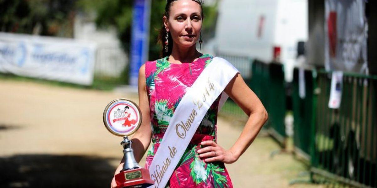 [Fotos] Juanita Parra es elegida reina del Festival de Olmué