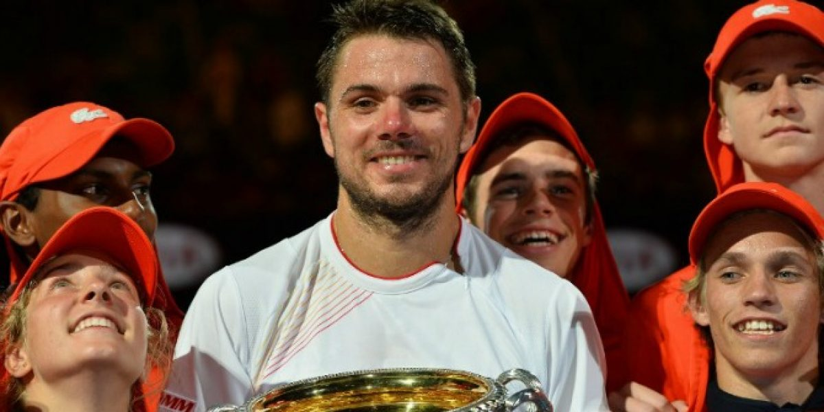 Wawrinka consigue su primer título del Grand Slam tras vencer a Rafael Nadal