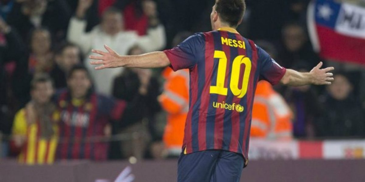 Prensa francesa asegura que PSG está cerca de fichar a Lionel Messi