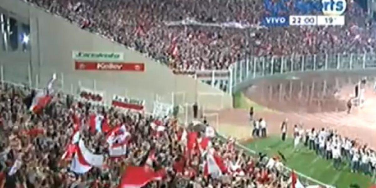 Video: River Plate y Boca Juniors batieron un Récord Guinness