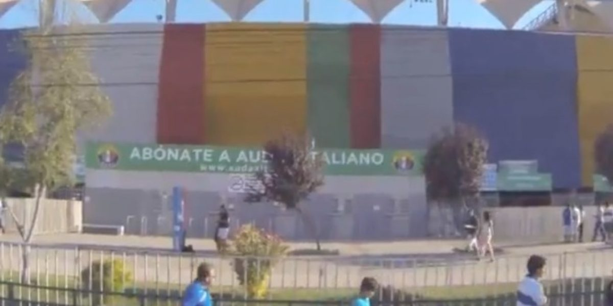Video: ¡No todo está en la cancha! El lado B del duelo entre la UC y Audax