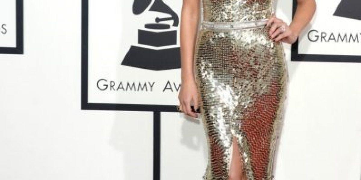 Los mejores escotes de los Grammy Awards