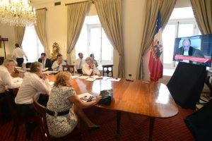 Foto:Foto Presidencia / EFE. Imagen Por: