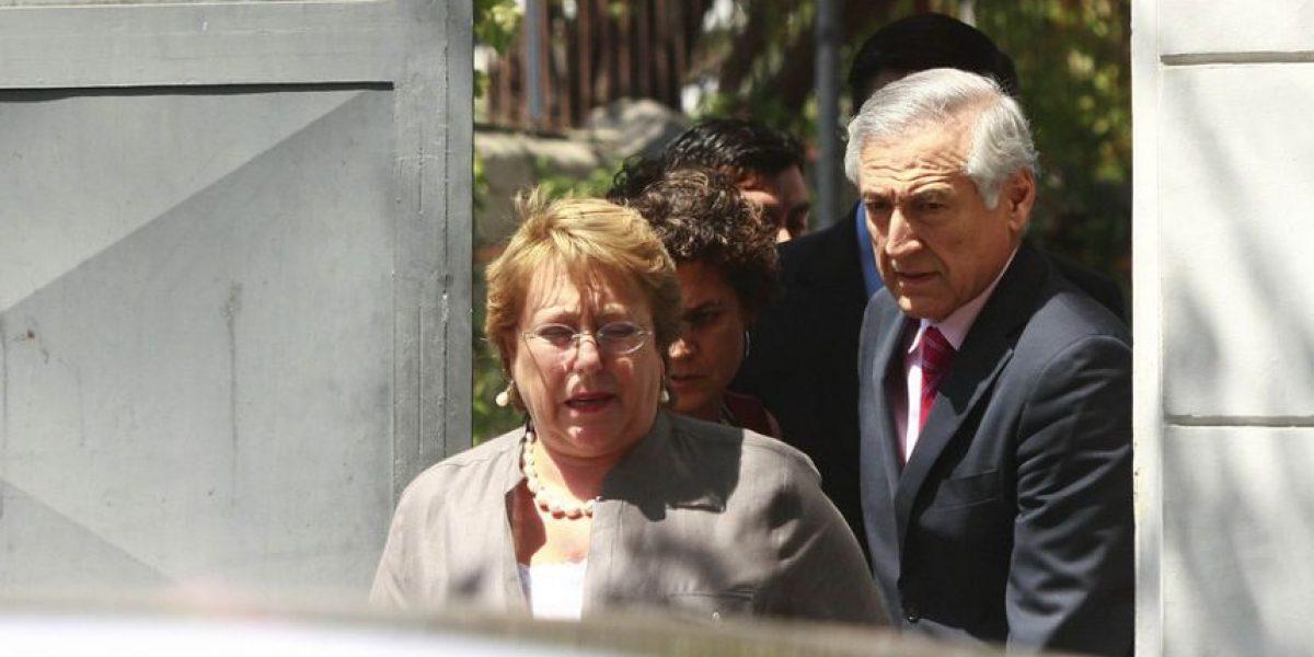 [Fotos] Piñera se reúne con Bachelet y anuncian viaje a cumbre en La Habana