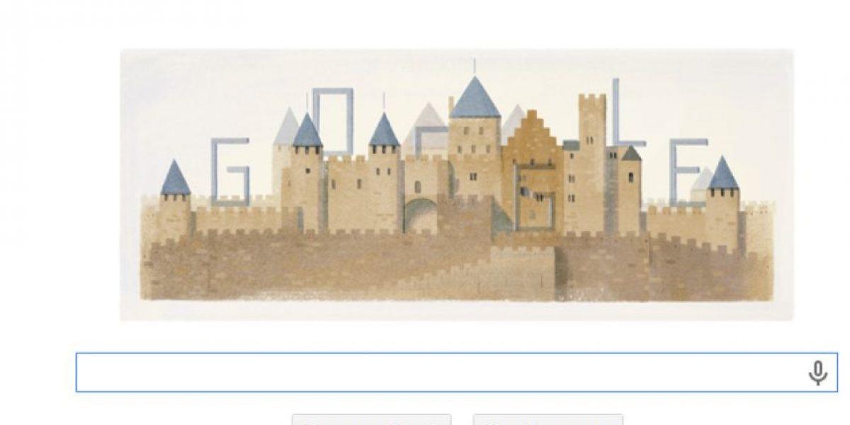 GALERÍA: Google dedicó su doodle a Eugène Viollet-le-Duc: Famoso arquitecto francés