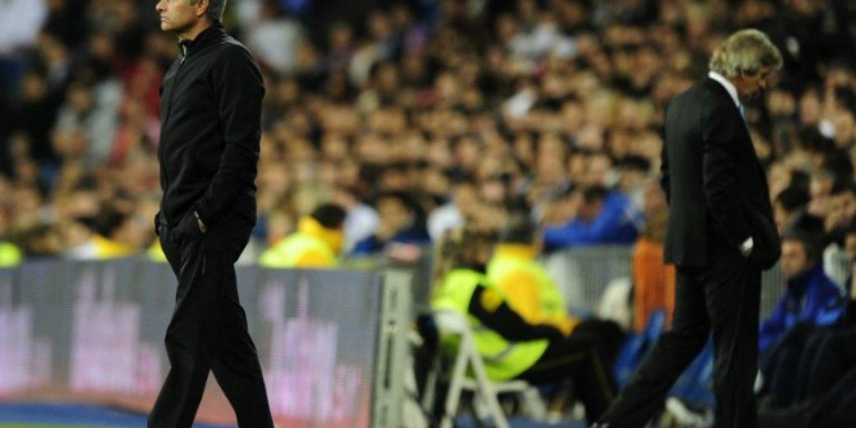 Mourinho le teme al City de Pellegrini: