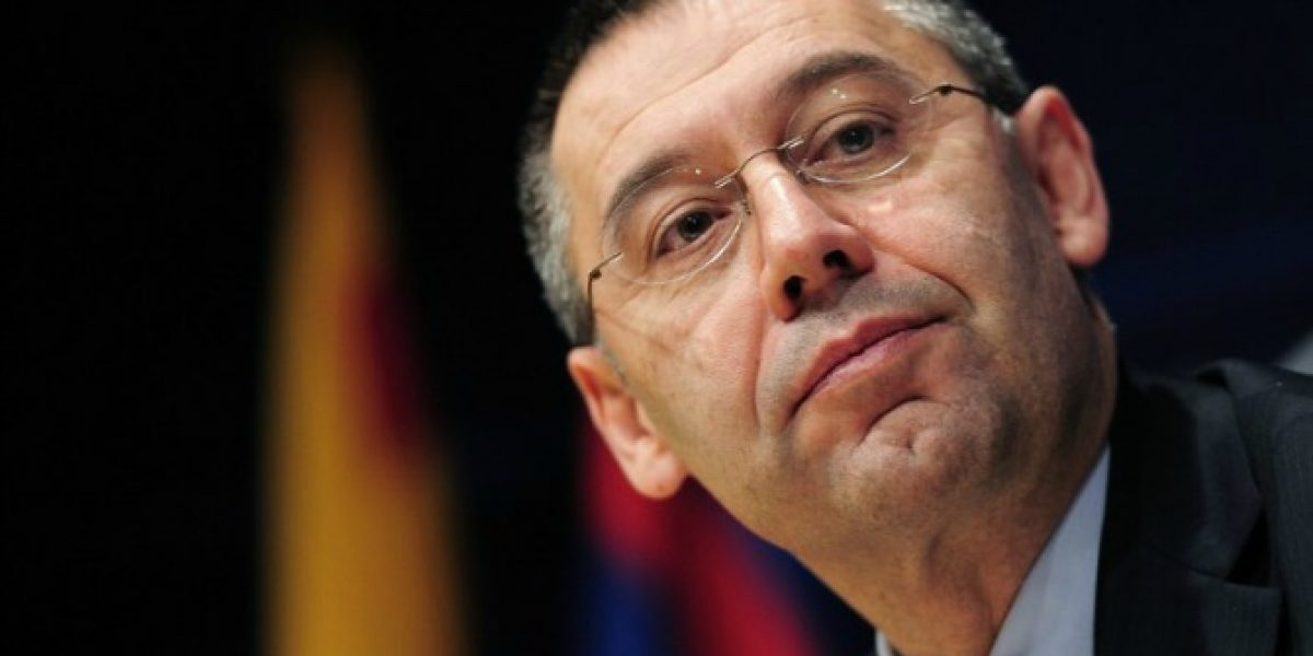 Nuevo presidente del Barcelona disparó contra Real Madrid y blindó a Messi