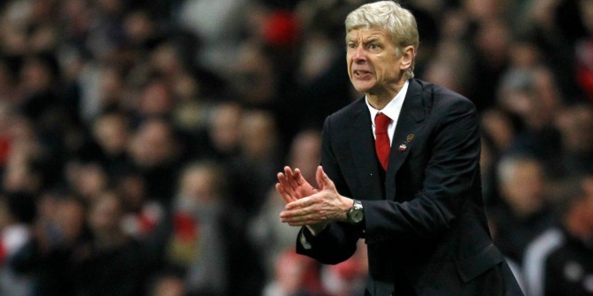 Sigue al mando de Arsenal: Arsene Wenger renovará con los gunners