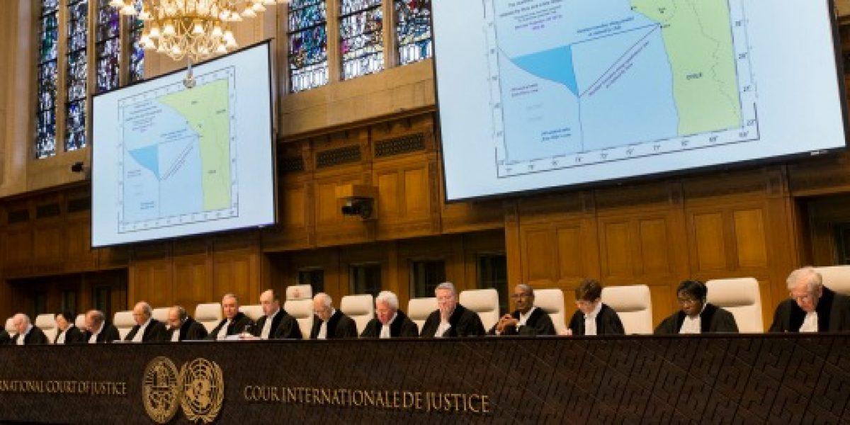 CCS y fallo de la Haya: