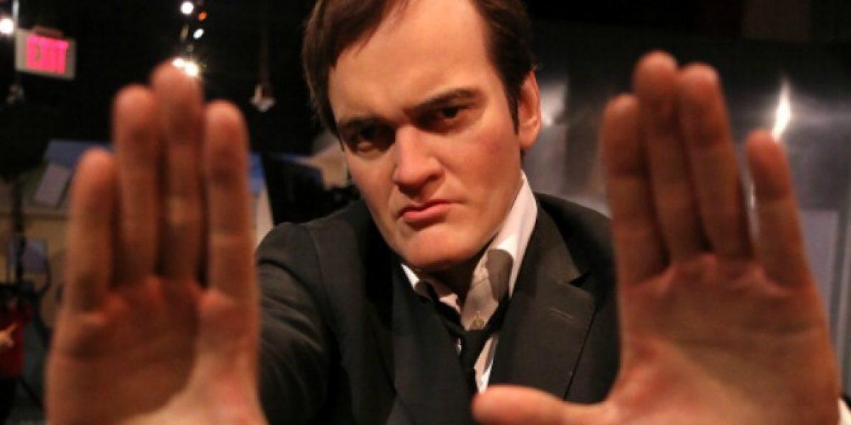 Tarantino demandará a sitio web por filtrar su último guión
