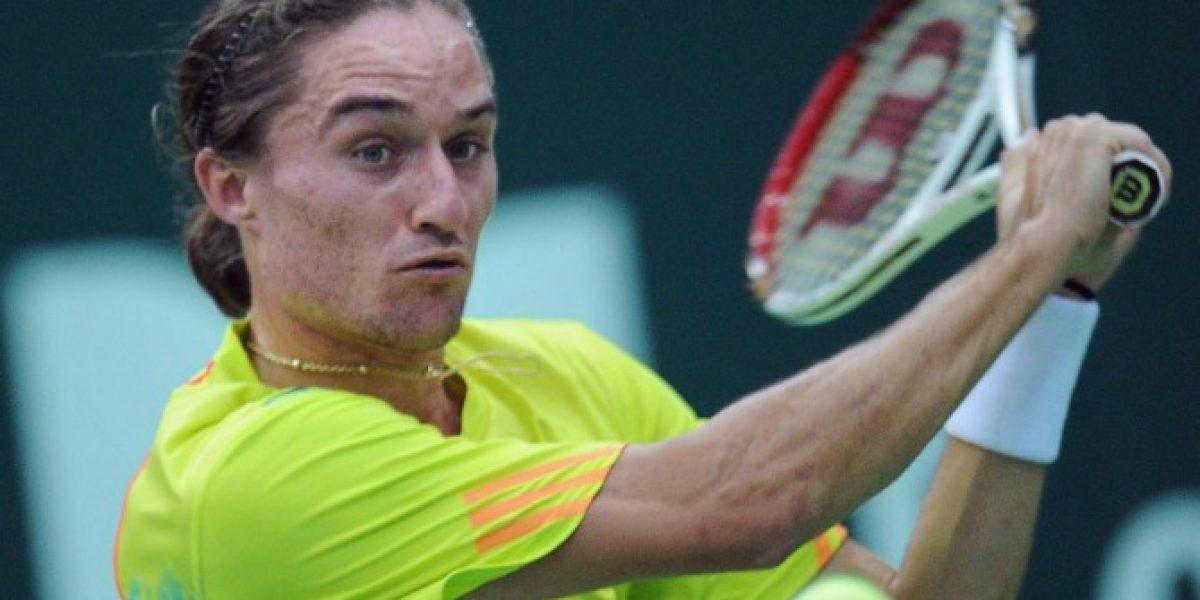 Aleksandr Dolgopolov recibe invitación para jugar el ATP de Viña 2014