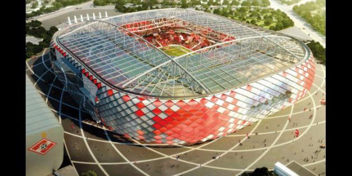 Galería: Los nuevos e increíbles estadios que se construirán en el futuro