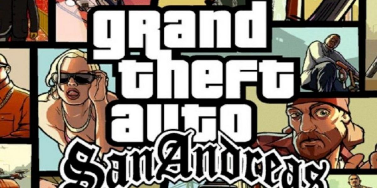 GTA San Andreas por fin llega a Windows Phone