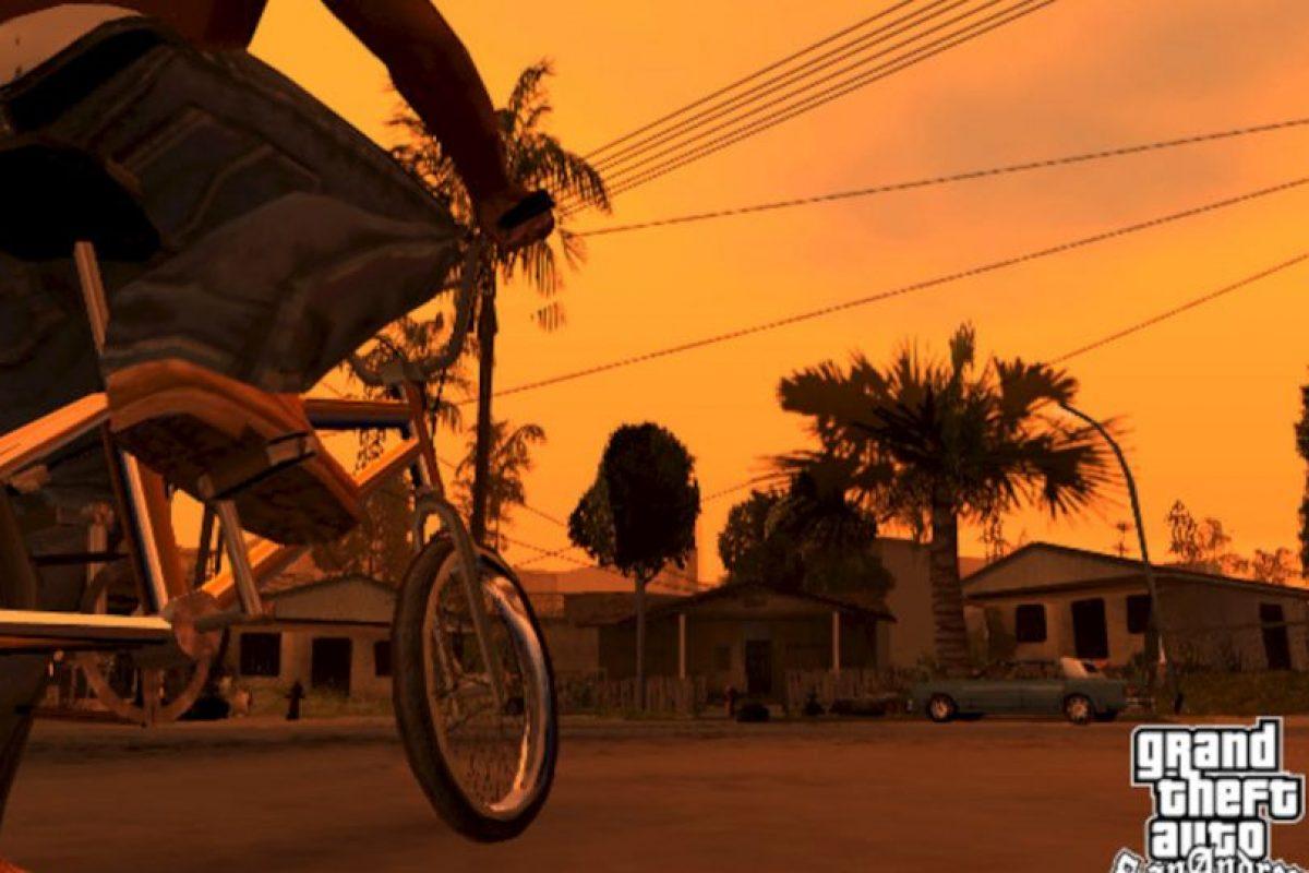 Un buen método para desplazarse Foto:Rockstar Games. Imagen Por: