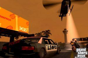 Persecuciones Foto:Rockstar Games. Imagen Por: