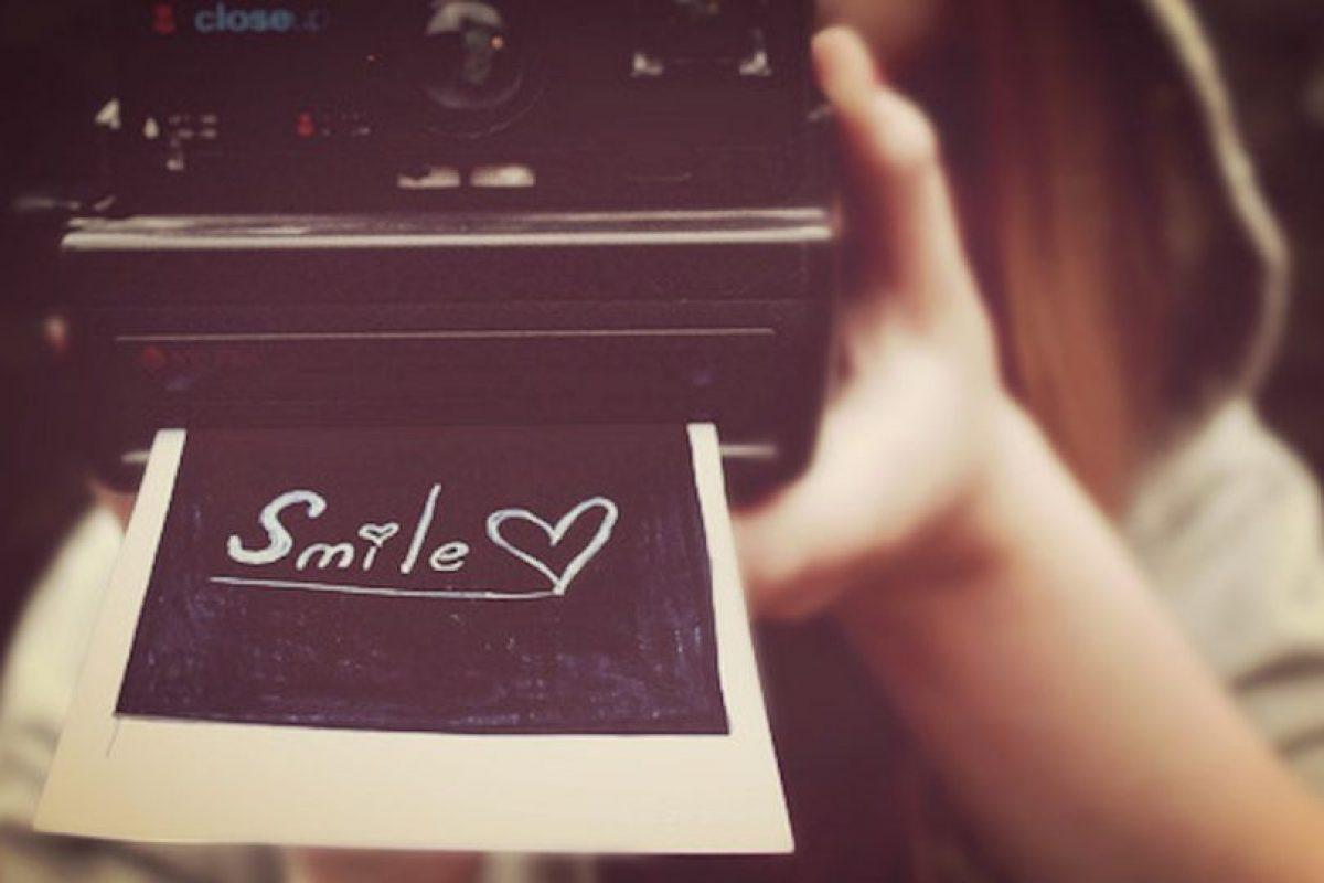 Sonreír activa los músculos y alimenta el alma. Foto:Tumblr.com. Imagen Por:
