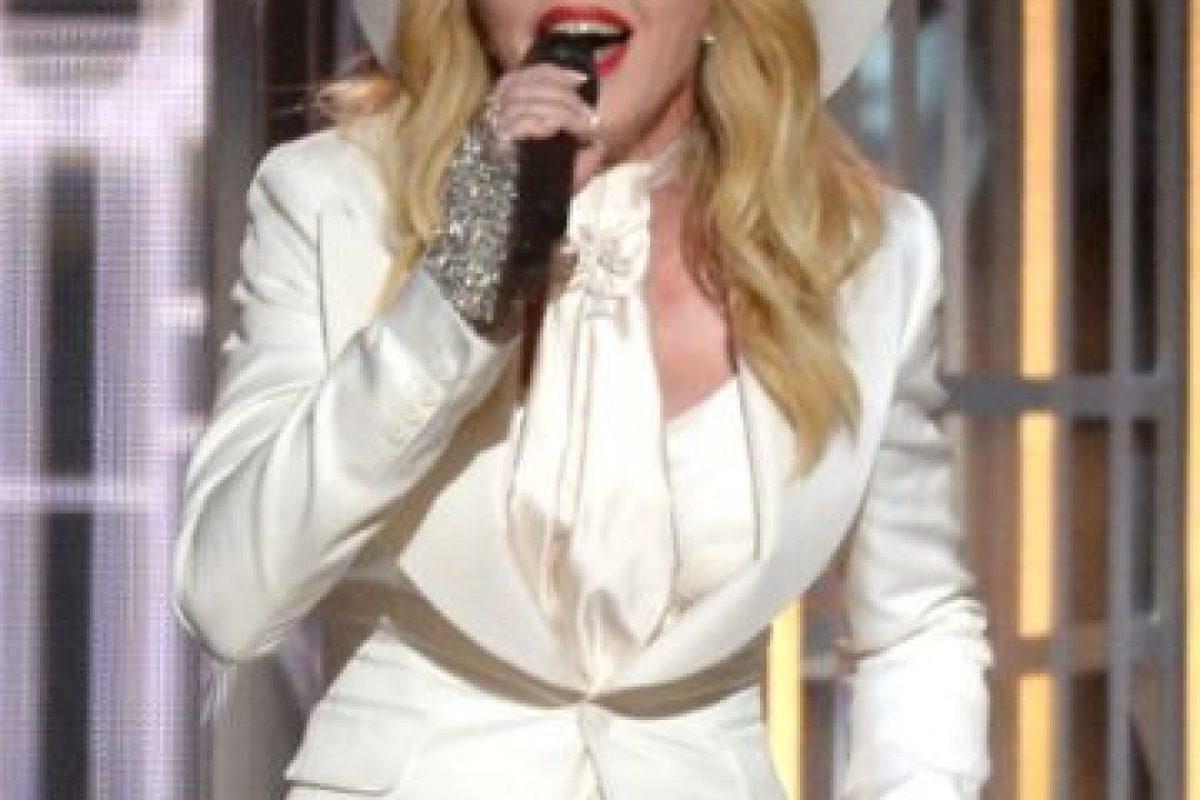Madonna y su interpretación en los Grammy 2014 Foto:Getty images. Imagen Por: