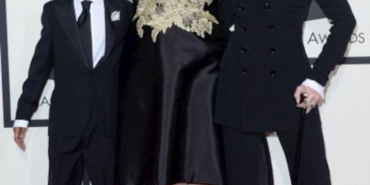 Así fue la participación de Madonna en los Grammy 2014