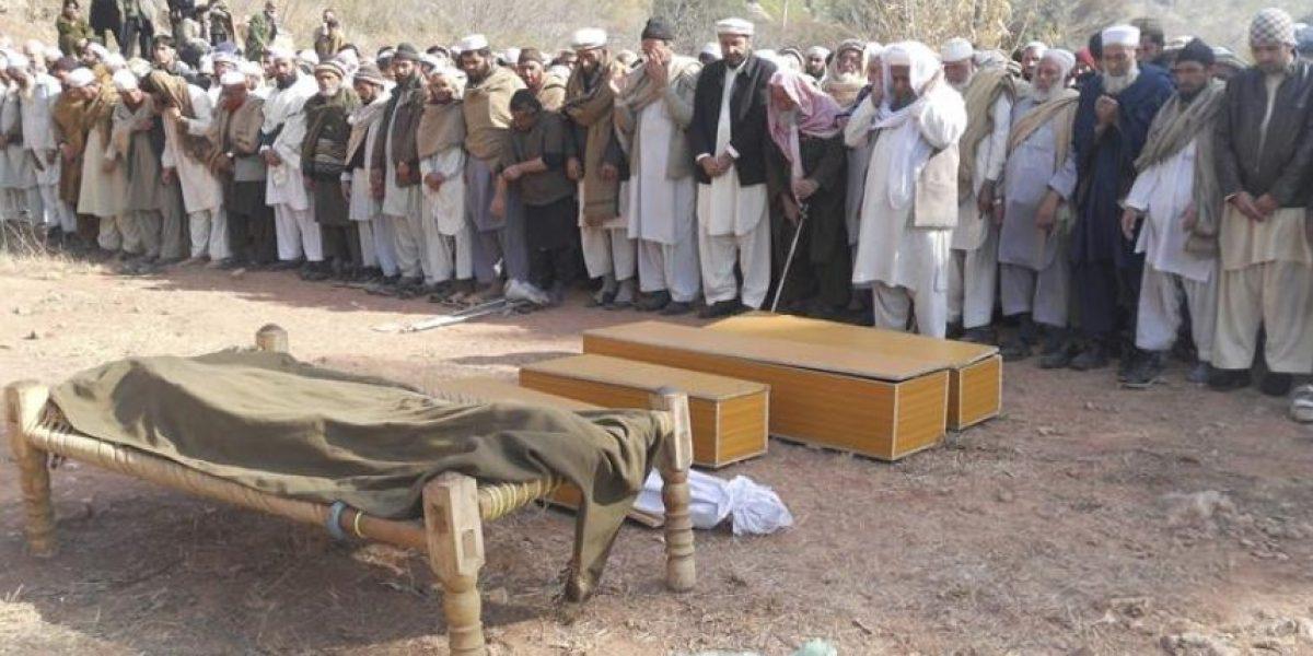 Pakistán: Seis niños murieron al explotar una granada con la que jugaban
