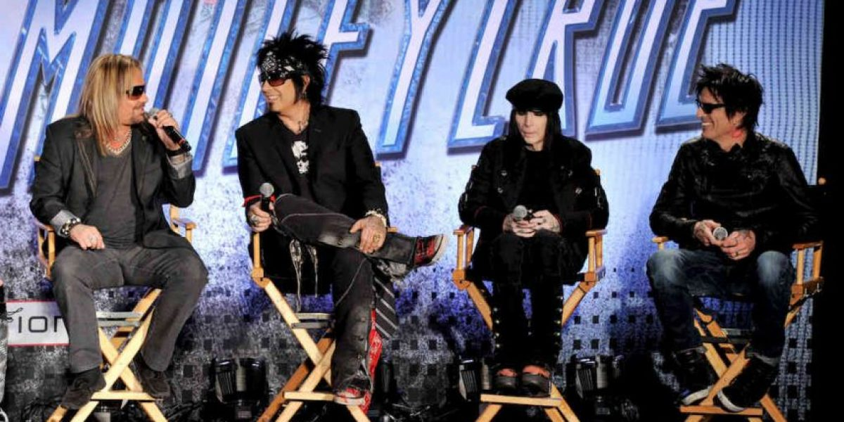 Mötley Crüe anuncia su separación después de 33 años juntos
