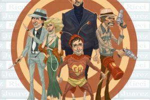 Diversos son los fans que han dibujado al Chapulín Colorado. Foto:tumblr.com. Imagen Por: