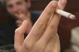 Es momento para dejar de fumar. Foto:getty images. Imagen Por: