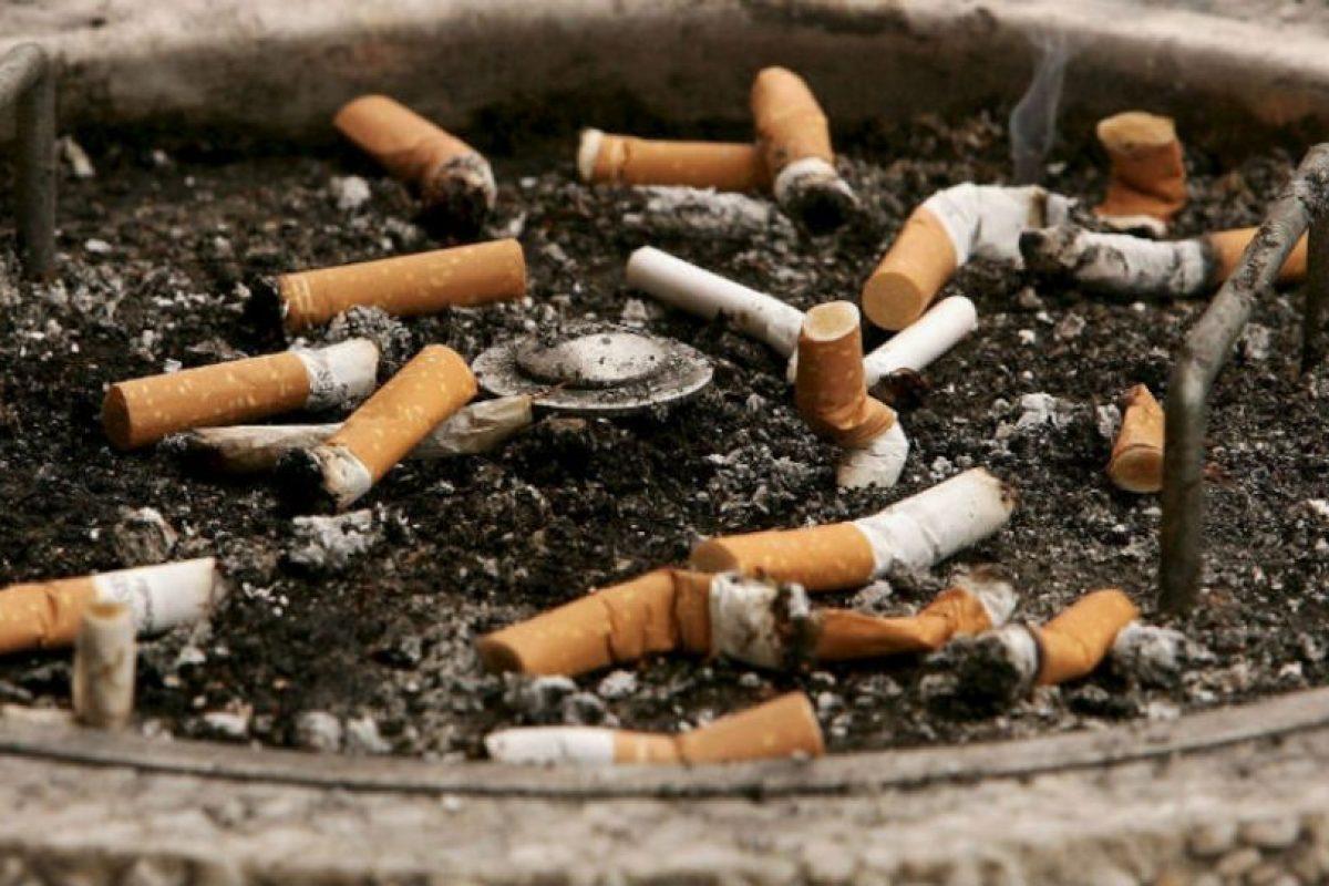 Nicotina es el principal ingrediente de los cigarrillos. Foto:getty images. Imagen Por:
