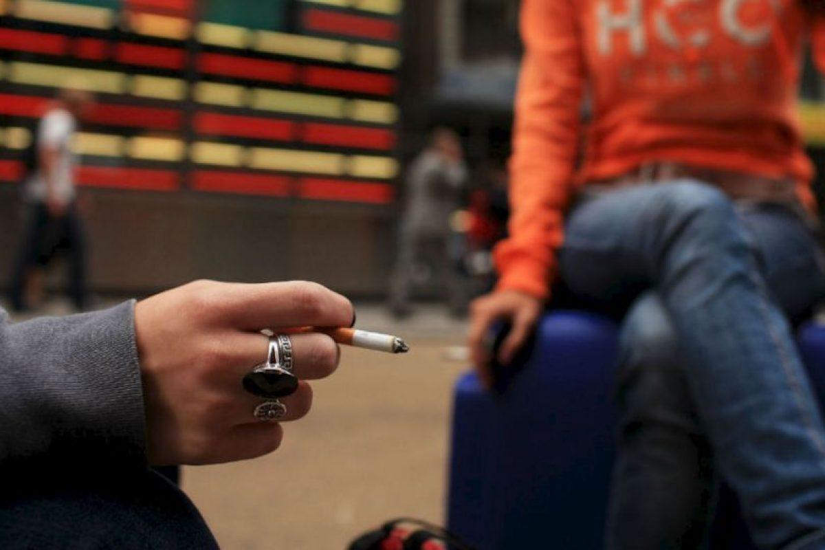 El cáncer se asocia al cáncer pulmonar. Foto:getty images. Imagen Por: