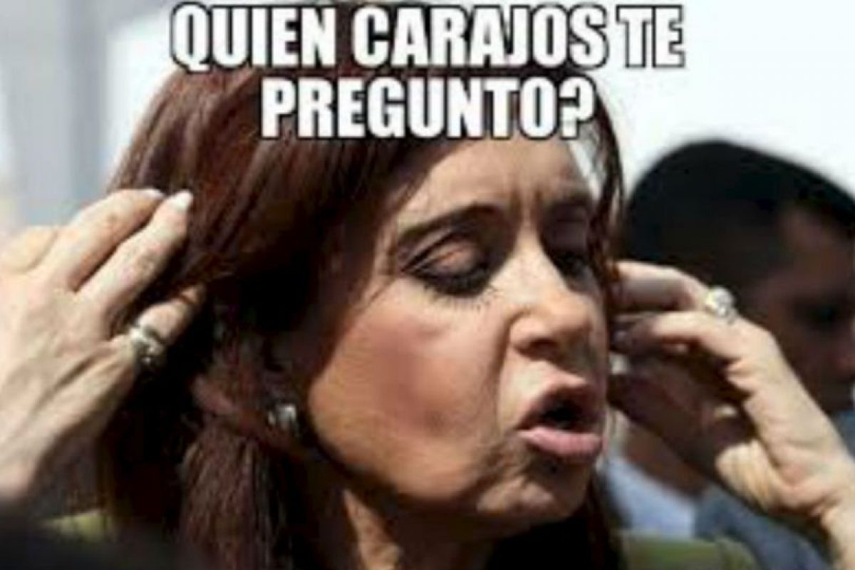 Cristina Fernández, presidenta de Argentina. Foto:Facebook. Imagen Por: