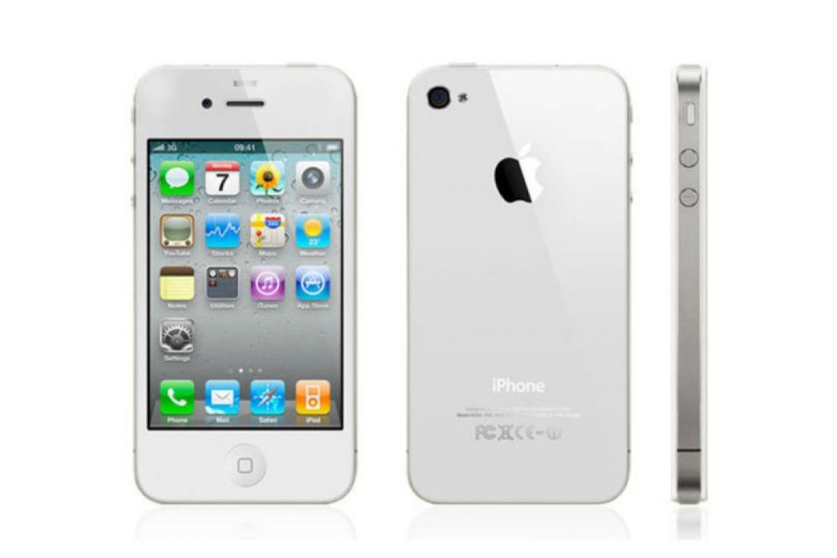 iPhone 4 (2010) Foto:Apple. Imagen Por: