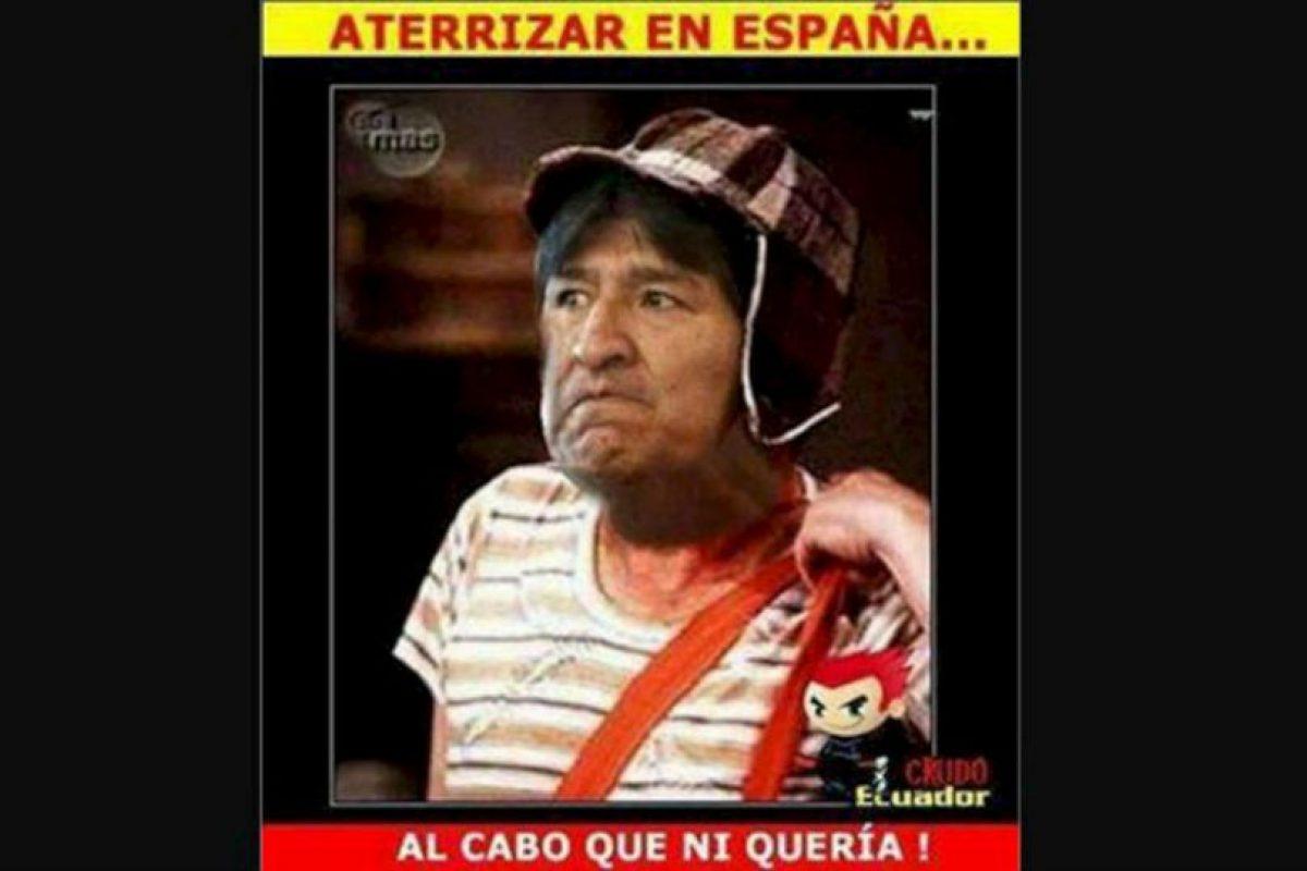 Evo Morales, presidente de Bolivia. Foto:Facebook. Imagen Por: