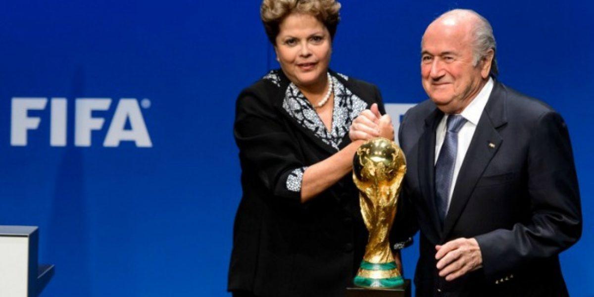 Blatter advierte:
