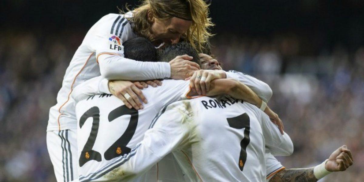 En racha: El Madrid de Ancelotti va por marca de José Mourinho