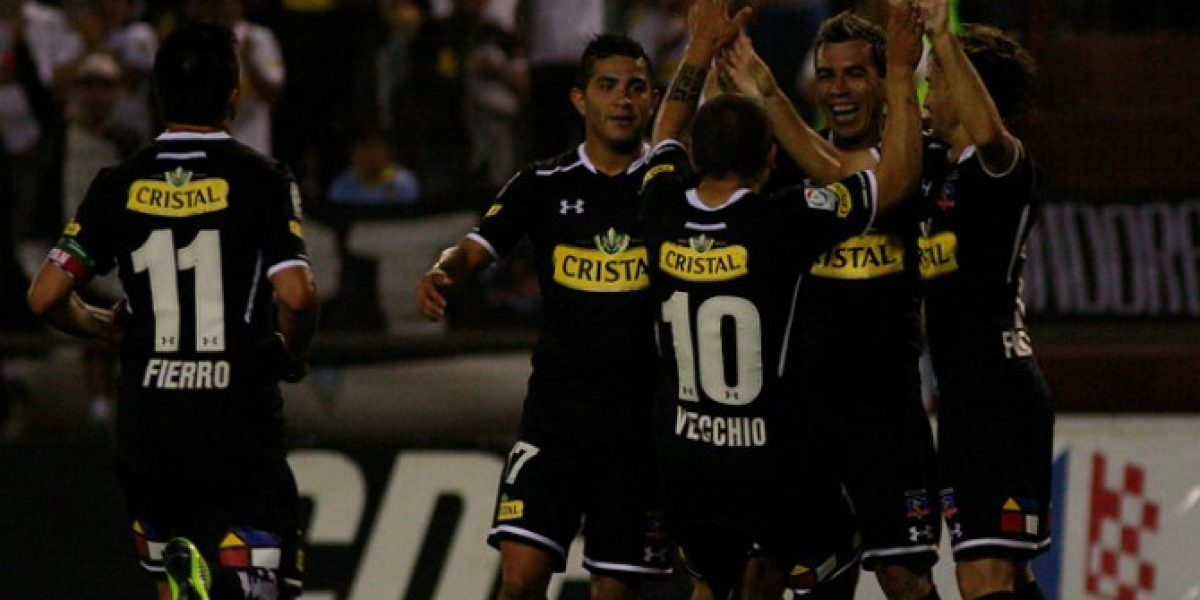 Columna de Colo Colo: Volvió el fútbol